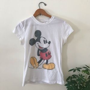 Mickey Mouse Walt Disney T Shirt Size M